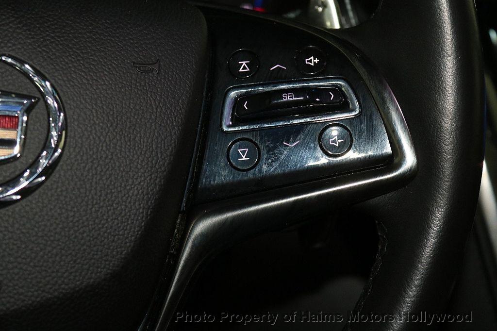 2014 Cadillac CTS Sedan 4dr Sedan 2.0L Turbo RWD - 17823722 - 26