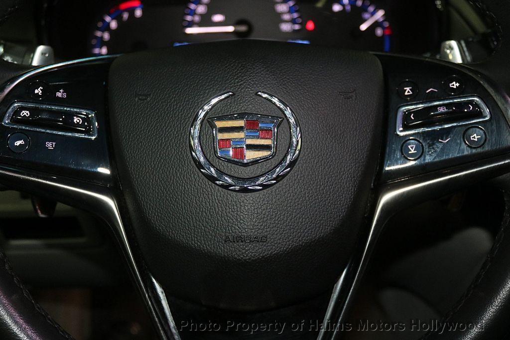 2014 Cadillac CTS Sedan 4dr Sedan 2.0L Turbo RWD - 17823722 - 27