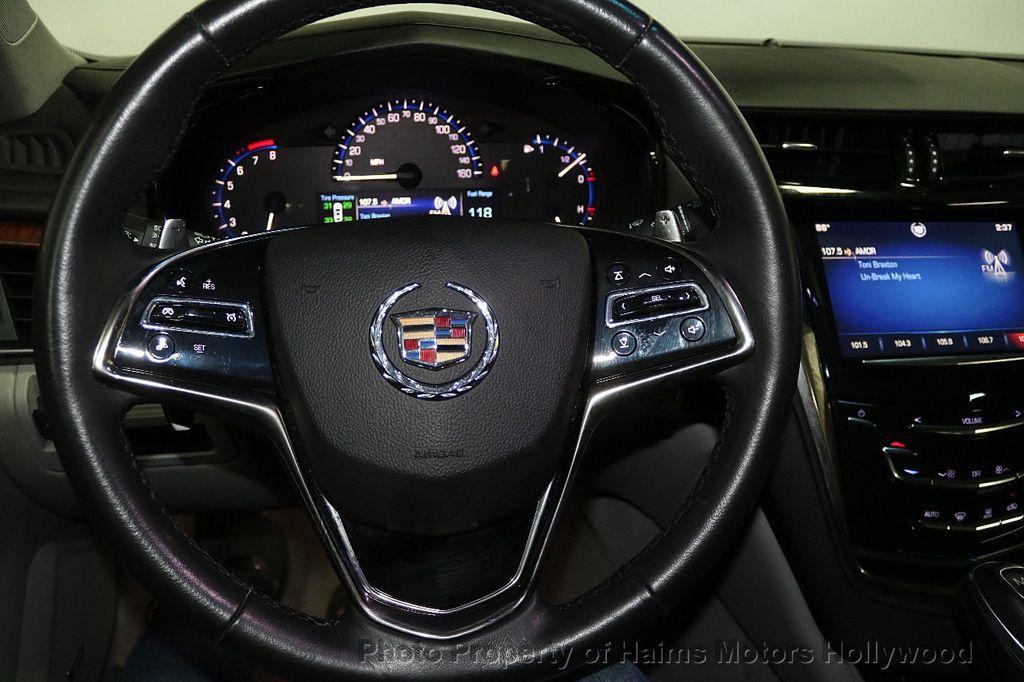 2014 Cadillac CTS Sedan 4dr Sedan 2.0L Turbo RWD - 17823722 - 28