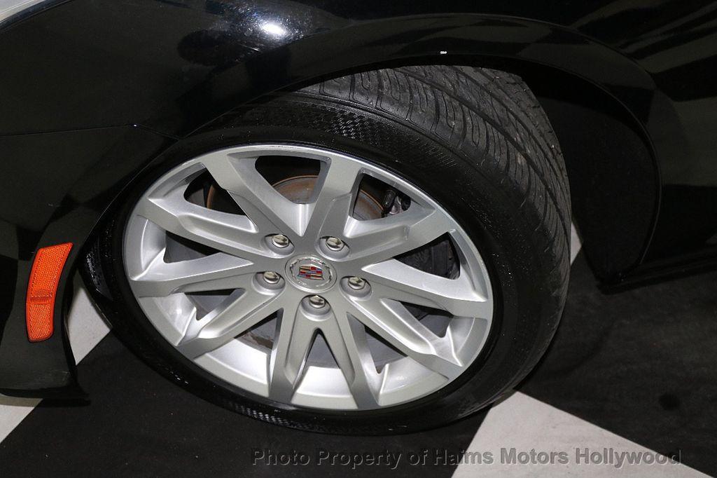 2014 Cadillac CTS Sedan 4dr Sedan 2.0L Turbo RWD - 17823722 - 31