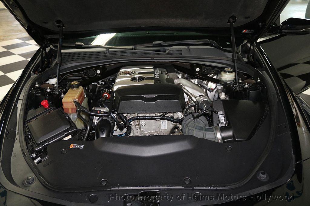 2014 Cadillac CTS Sedan 4dr Sedan 2.0L Turbo RWD - 17823722 - 32