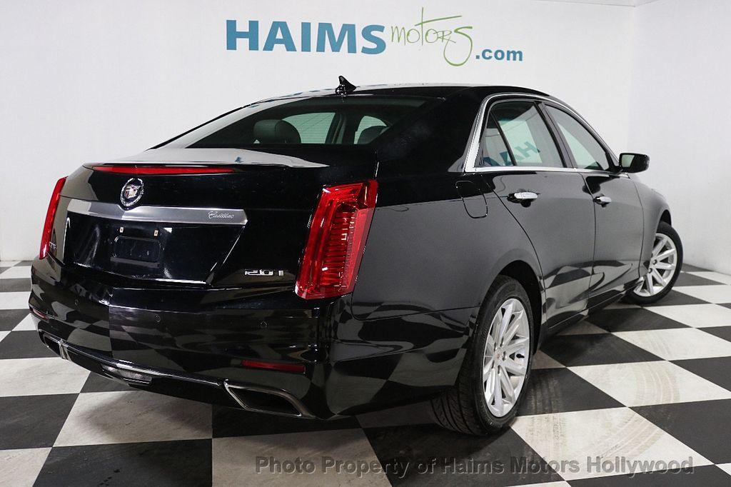 2014 Cadillac CTS Sedan 4dr Sedan 2.0L Turbo RWD - 17823722 - 6