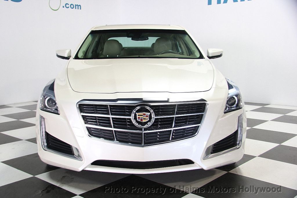2014 Cadillac CTS Sedan 4dr Sedan 3.6L Luxury RWD - 16956978 - 2