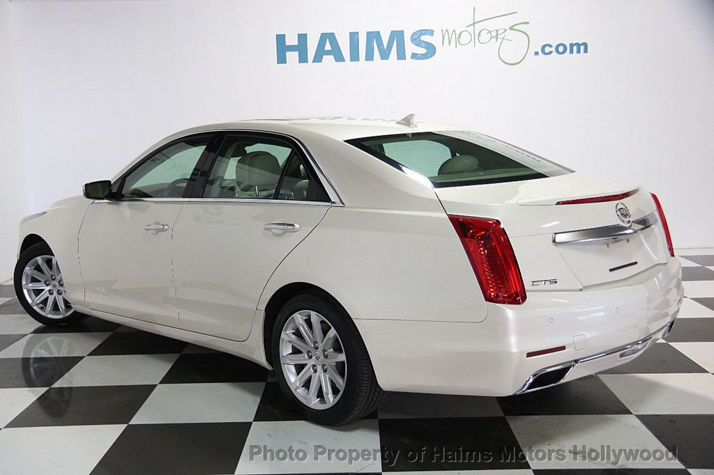 2014 Cadillac CTS Sedan 4dr Sedan 3.6L Luxury RWD - 16956978 - 4