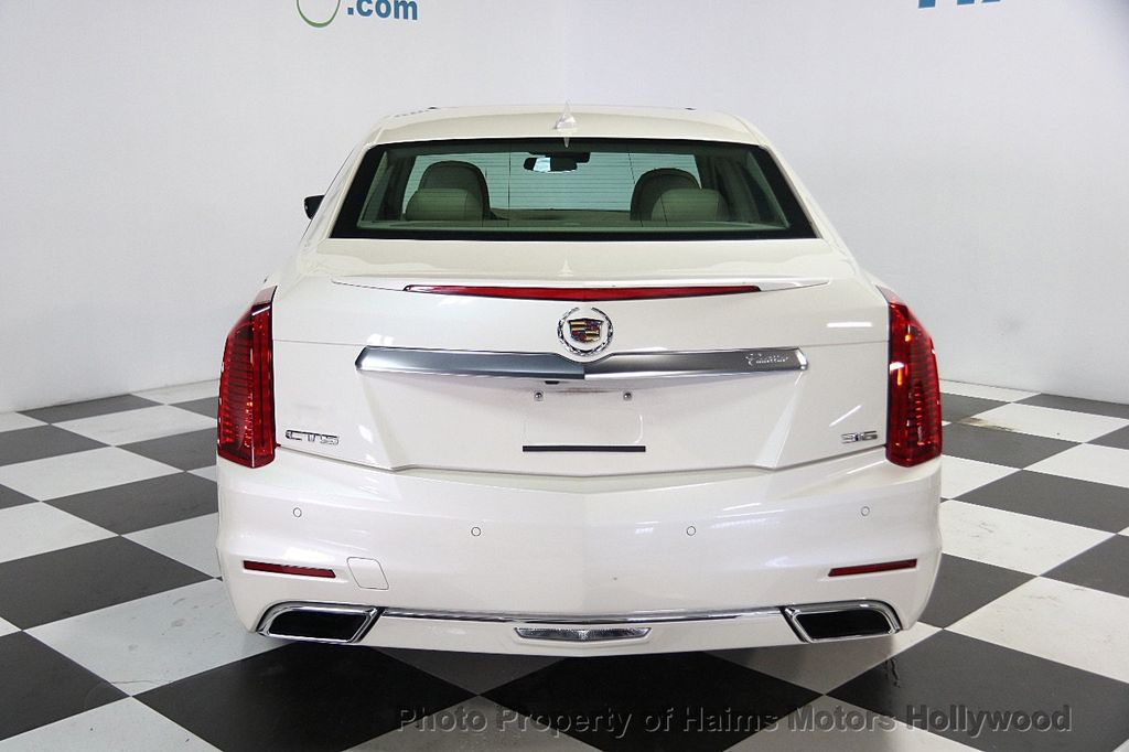 2014 Cadillac CTS Sedan 4dr Sedan 3.6L Luxury RWD - 16956978 - 5