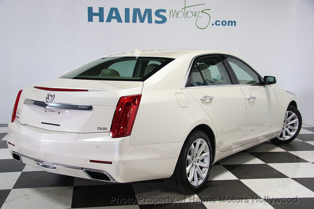 2014 Cadillac CTS Sedan 4dr Sedan 3.6L Luxury RWD - 16956978 - 6