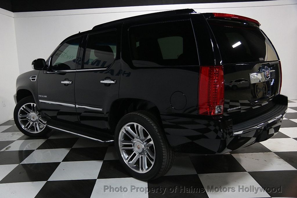 2014 Used Cadillac Escalade 2WD 4dr Luxury at Haims Motors Serving Fort Lauderdale, Hollywood ...