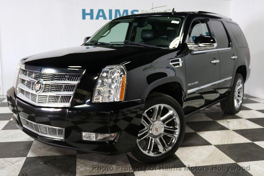 2014 Cadillac Escalade 2WD 4dr Platinum - 18216396 - 1