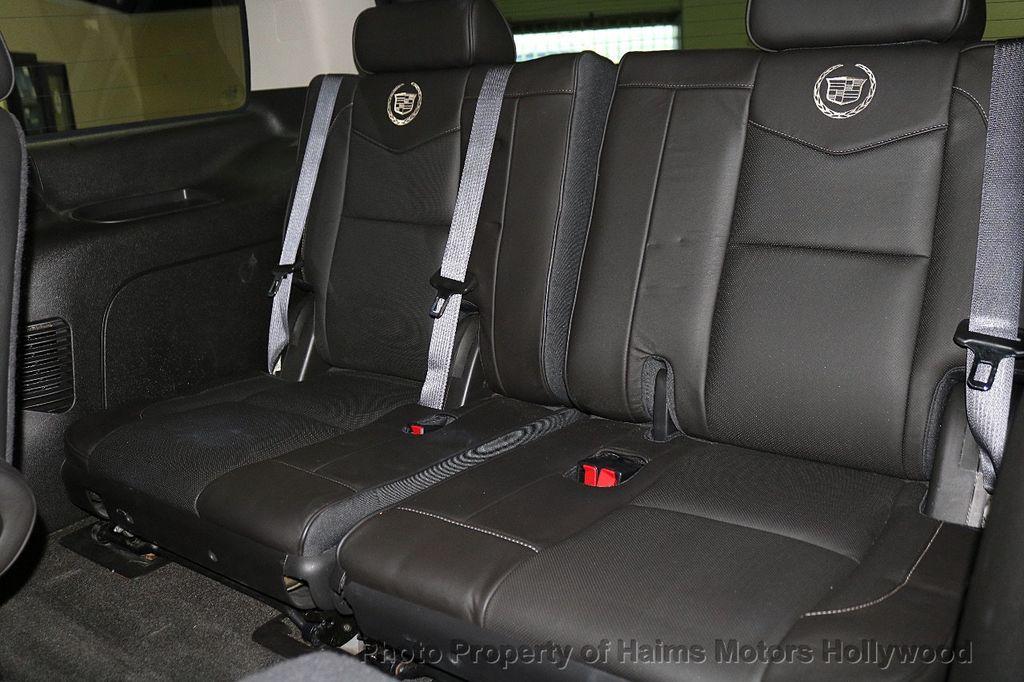 2014 Cadillac Escalade 2WD 4dr Platinum - 18216396 - 19