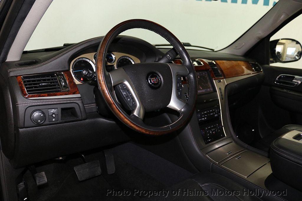 2014 Cadillac Escalade 2WD 4dr Platinum - 18216396 - 24