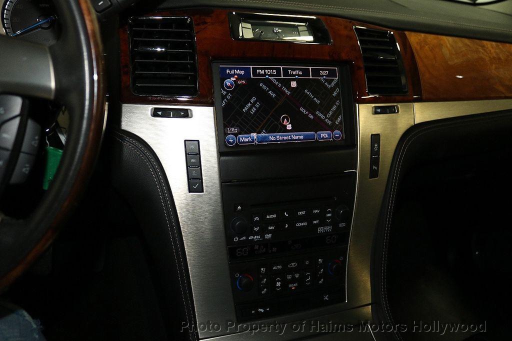 2014 Cadillac Escalade 2WD 4dr Platinum - 18216396 - 25