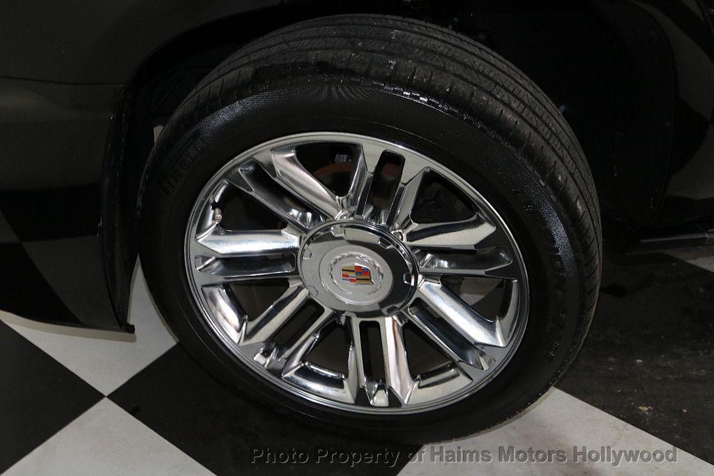 2014 Cadillac Escalade 2WD 4dr Platinum - 18216396 - 36