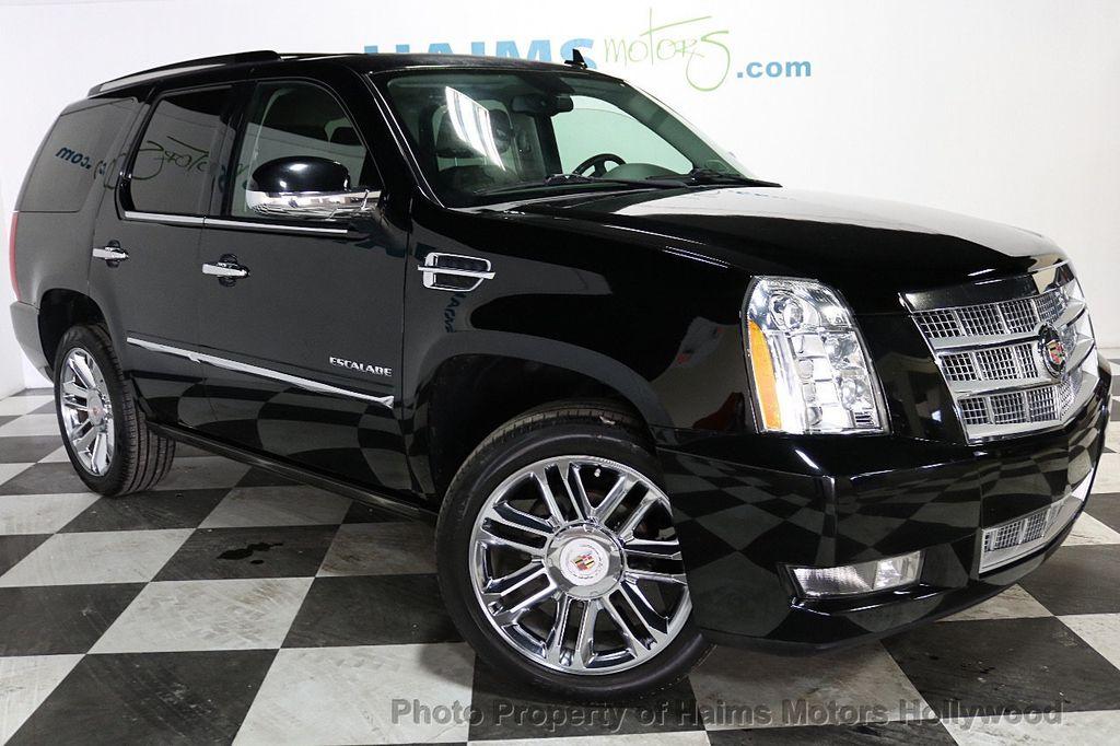 2014 Cadillac Escalade 2WD 4dr Platinum - 18216396 - 3