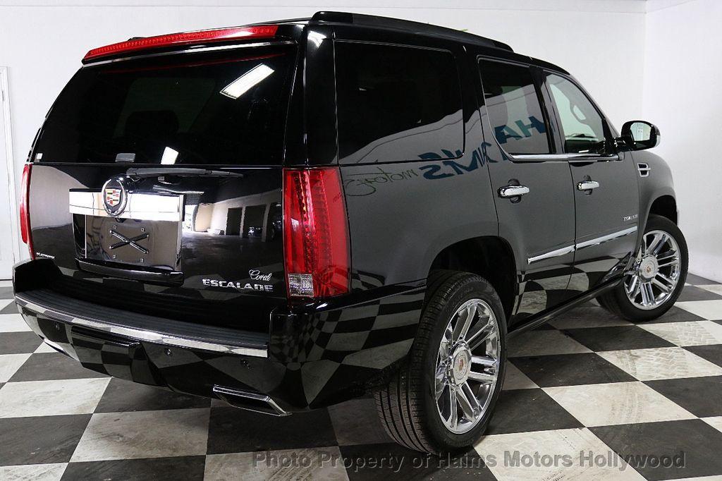 2014 Cadillac Escalade 2WD 4dr Platinum - 18216396 - 6
