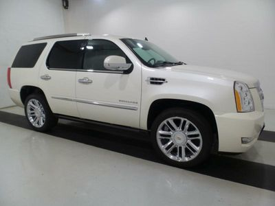 2014 Cadillac Escalade 2WD 4dr Platinum - Click to see full-size photo viewer