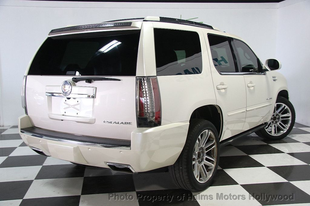 2014 used cadillac escalade awd 4dr premium at haims motors serving fort lauderdale hollywood. Black Bedroom Furniture Sets. Home Design Ideas