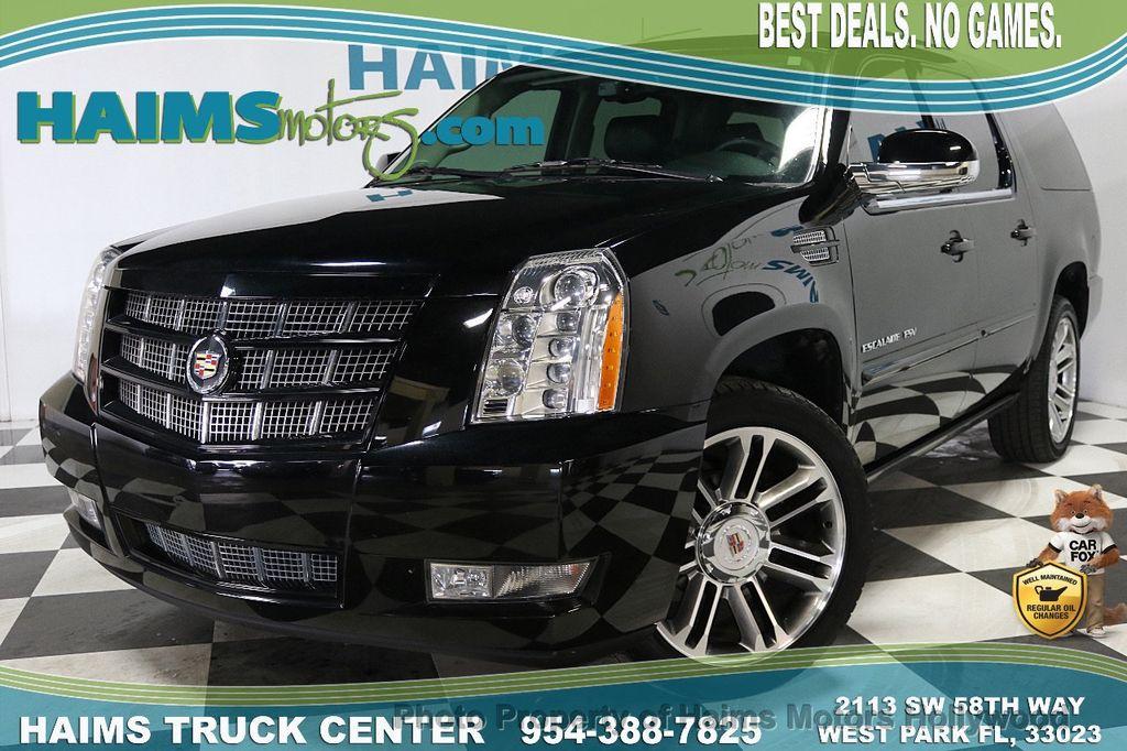 2014 Cadillac Escalade ESV 2WD 4dr Premium - 17810320 - 0