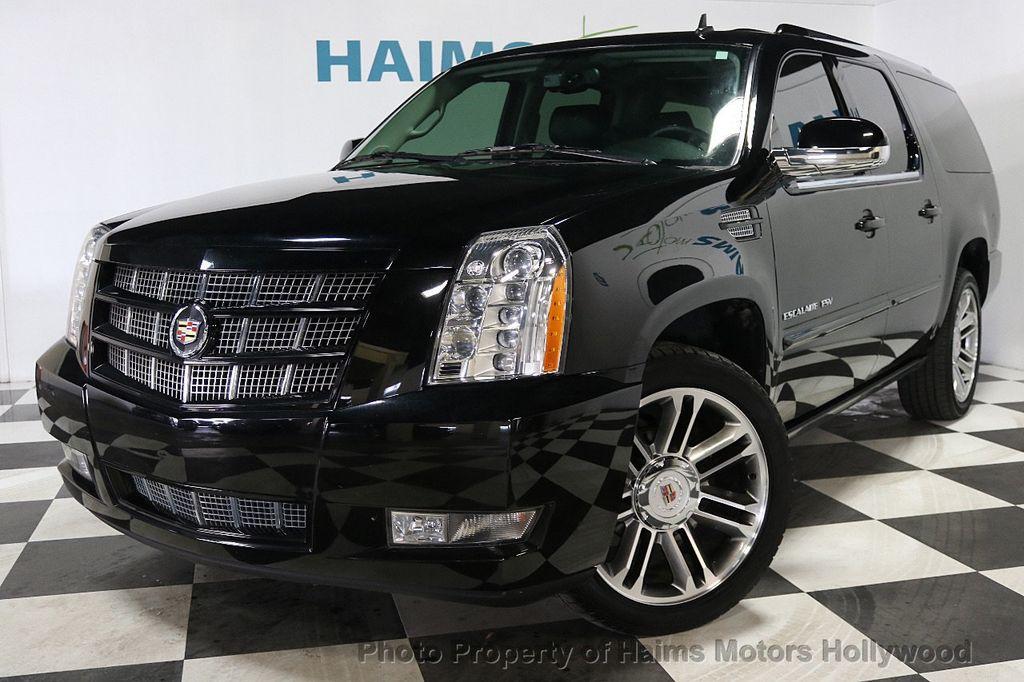 2014 Used Cadillac Escalade Esv 2wd 4dr Premium At Haims Motors