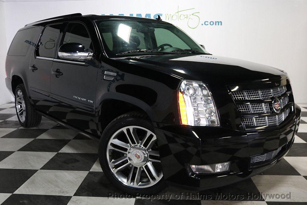 2014 Cadillac Escalade ESV 2WD 4dr Premium - 17810320 - 3