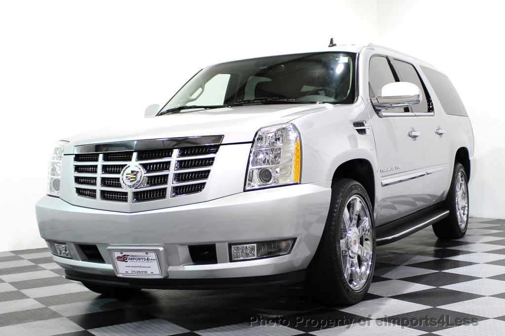2014 Cadillac Escalade ESV CERTIFIED ESCALADE ESV AWD LUXURY CAMERA DVD NAVI - 16876157 - 12
