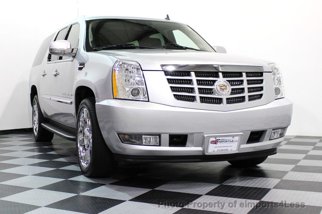 2014 Cadillac Escalade ESV CERTIFIED ESCALADE ESV AWD LUXURY CAMERA DVD NAVI - 16876157 - 13