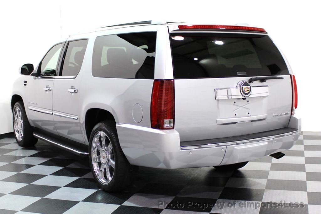 2014 Cadillac Escalade ESV CERTIFIED ESCALADE ESV AWD LUXURY CAMERA DVD NAVI - 16876157 - 14