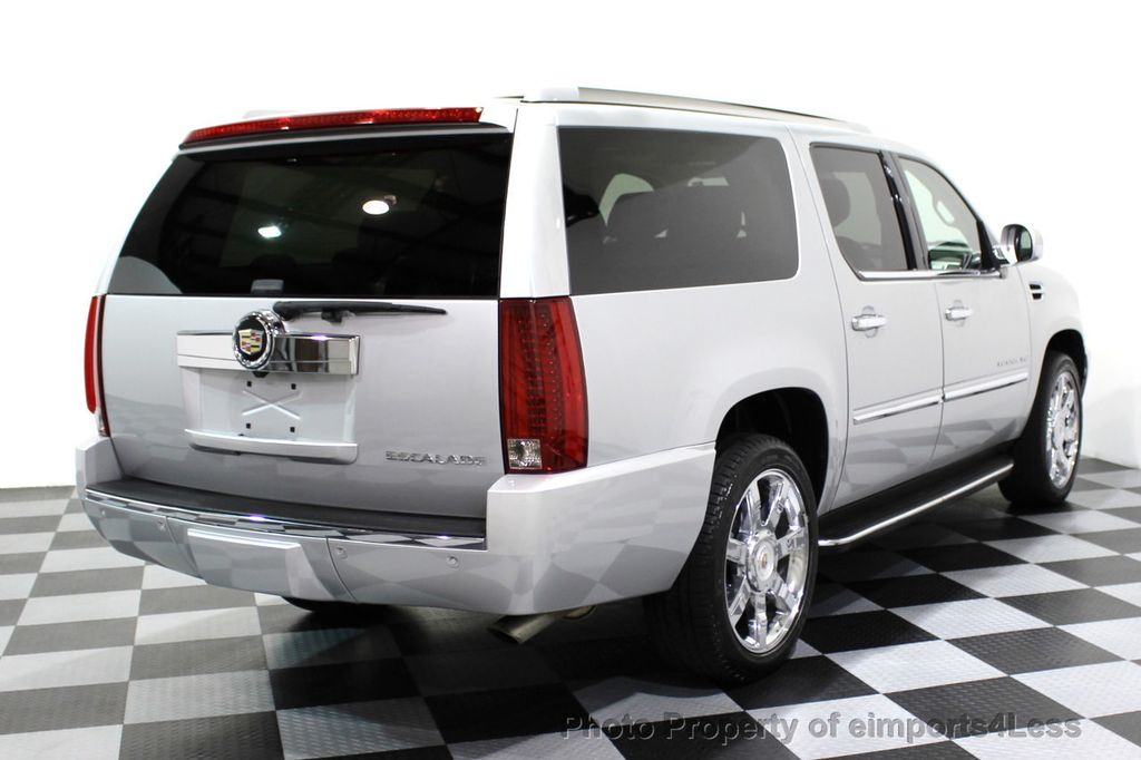 2014 Cadillac Escalade ESV CERTIFIED ESCALADE ESV AWD LUXURY CAMERA DVD NAVI - 16876157 - 16