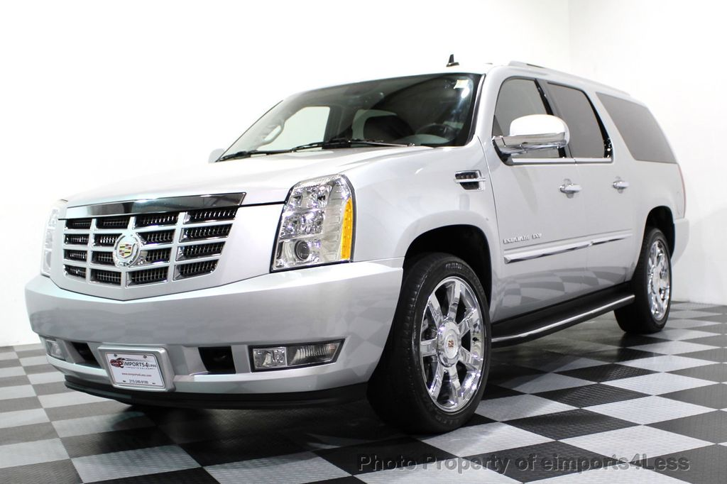 2014 Cadillac Escalade ESV CERTIFIED ESCALADE ESV AWD LUXURY CAMERA DVD NAVI - 16876157 - 26