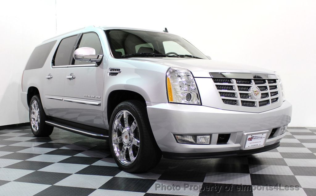 2014 Cadillac Escalade ESV CERTIFIED ESCALADE ESV AWD LUXURY CAMERA DVD NAVI - 16876157 - 27