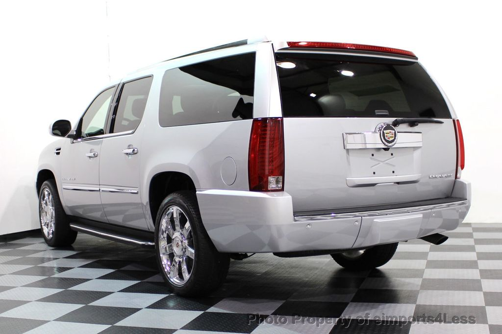 2014 Cadillac Escalade ESV CERTIFIED ESCALADE ESV AWD LUXURY CAMERA DVD NAVI - 16876157 - 28