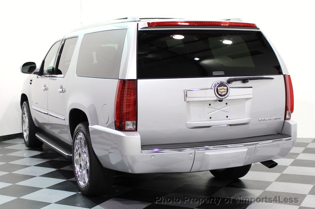2014 Cadillac Escalade ESV CERTIFIED ESCALADE ESV AWD LUXURY CAMERA DVD NAVI - 16876157 - 2
