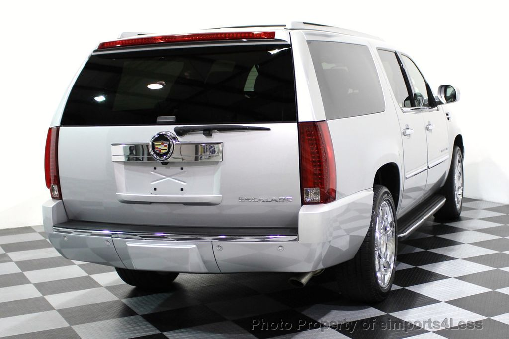 2014 Cadillac Escalade ESV CERTIFIED ESCALADE ESV AWD LUXURY CAMERA DVD NAVI - 16876157 - 3