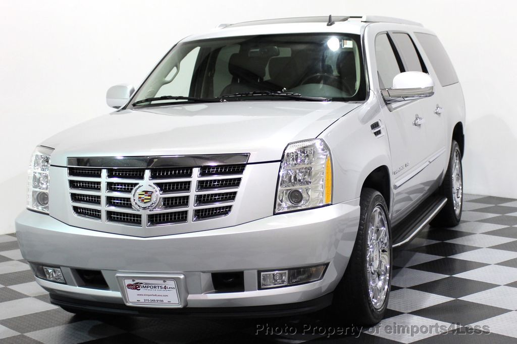 2014 Cadillac Escalade ESV CERTIFIED ESCALADE ESV AWD LUXURY CAMERA DVD NAVI - 16876157 - 41