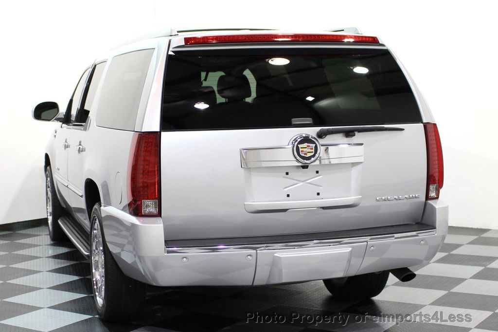 2014 Cadillac Escalade ESV CERTIFIED ESCALADE ESV AWD LUXURY CAMERA DVD NAVI - 16876157 - 43