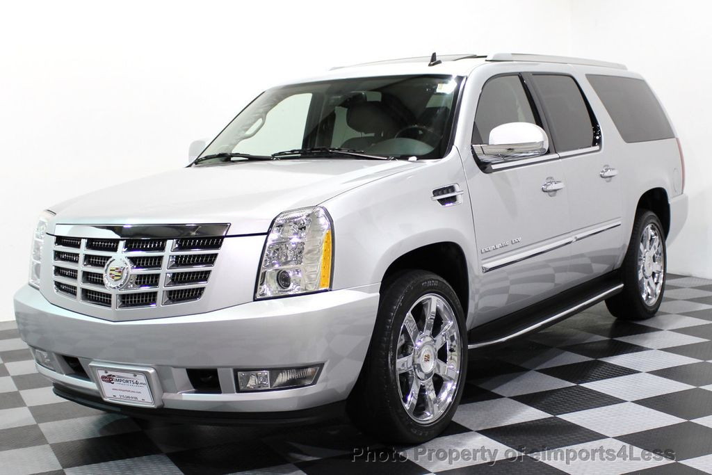 2014 Cadillac Escalade ESV CERTIFIED ESCALADE ESV AWD LUXURY CAMERA DVD NAVI - 16876157 - 45