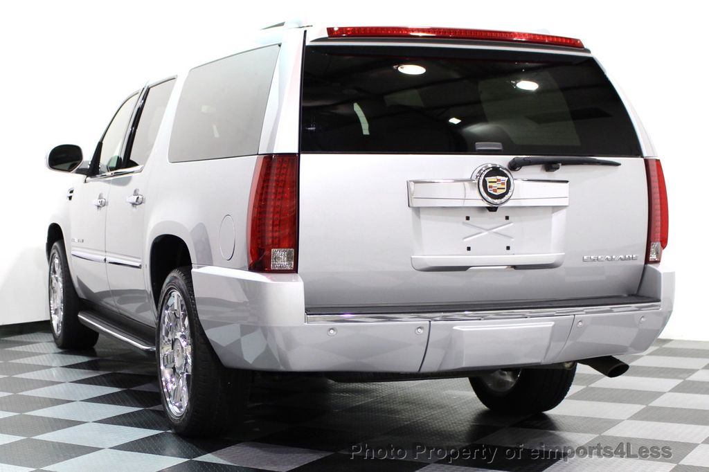 2014 Cadillac Escalade ESV CERTIFIED ESCALADE ESV AWD LUXURY CAMERA DVD NAVI - 16876157 - 46
