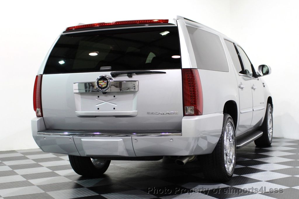 2014 Cadillac Escalade ESV CERTIFIED ESCALADE ESV AWD LUXURY CAMERA DVD NAVI - 16876157 - 47