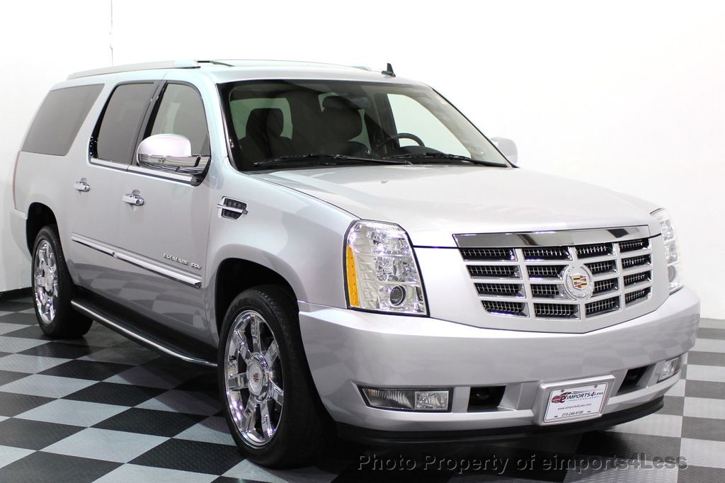 2014 Cadillac Escalade ESV CERTIFIED ESCALADE ESV AWD LUXURY CAMERA DVD NAVI - 16876157 - 48