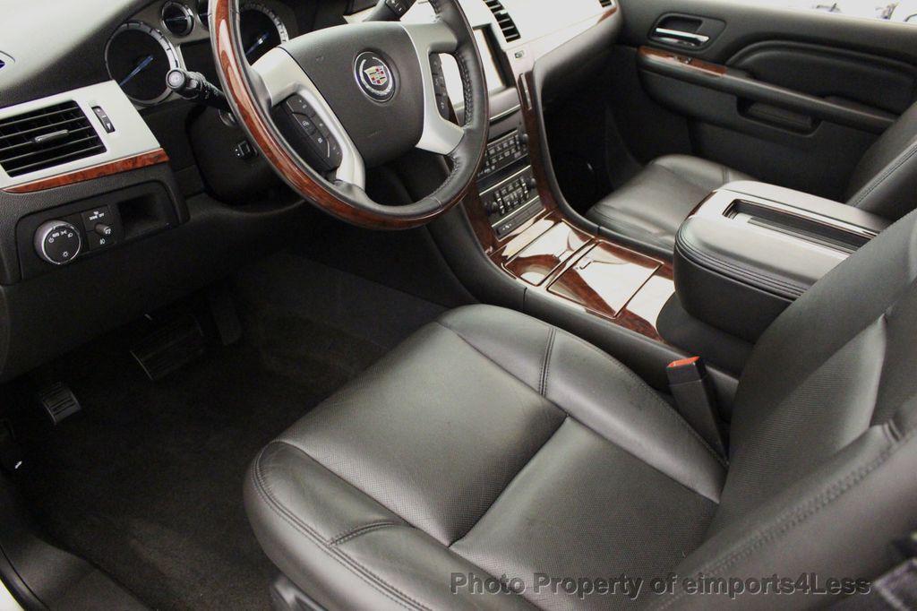 2014 Used Cadillac Escalade ESV CERTIFIED ESCALADE ESV AWD LUXURY ...