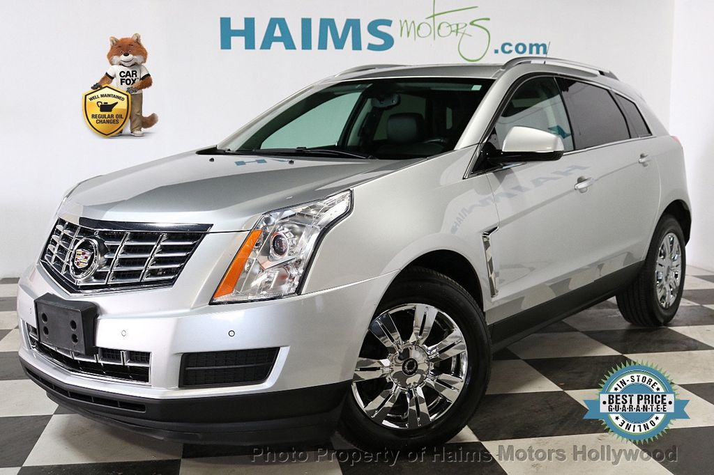 2014 Cadillac SRX AWD 4dr Luxury Collection - 18477765 - 0