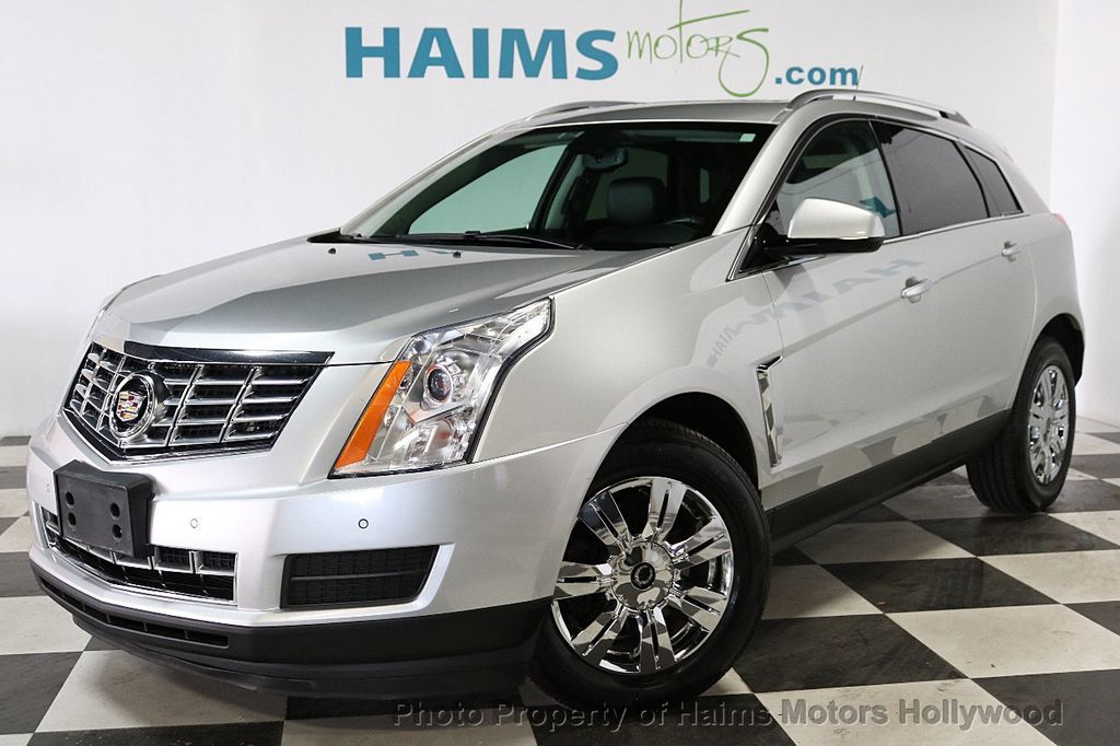 2014 Cadillac SRX AWD 4dr Luxury Collection - 18477765 - 1