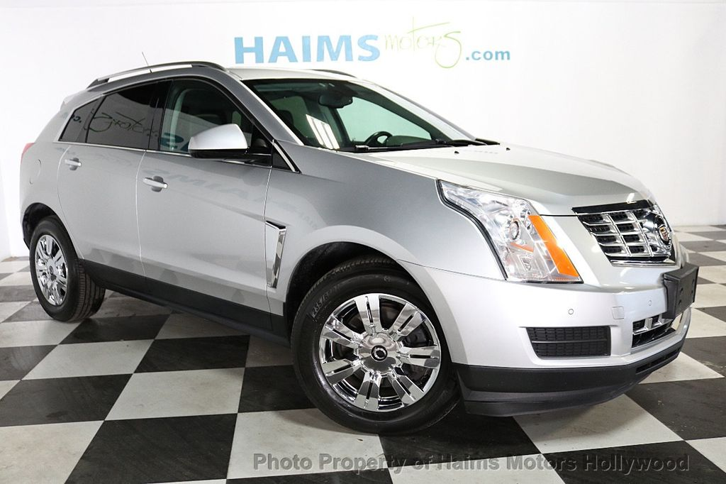 2014 Cadillac SRX AWD 4dr Luxury Collection - 18477765 - 3