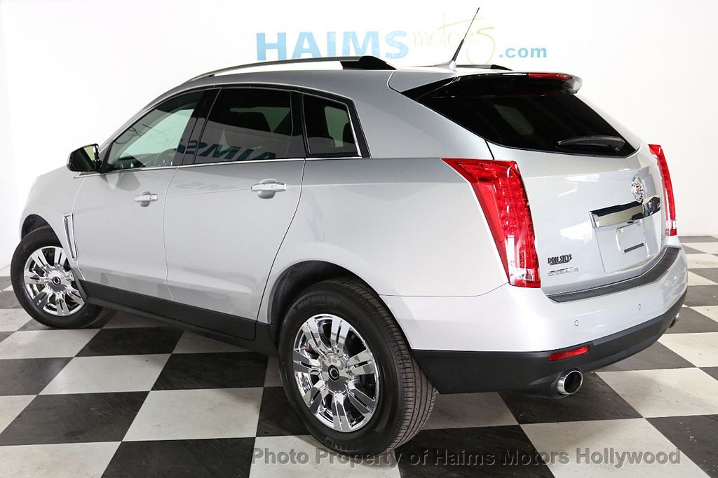 2014 Cadillac SRX AWD 4dr Luxury Collection - 18477765 - 4
