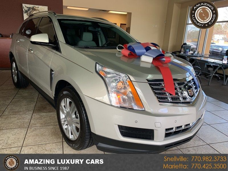 2014 Cadillac SRX AWD 4dr Luxury Collection - 19501305 - 0