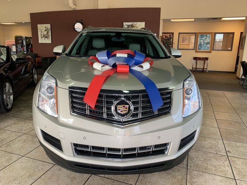 2014 Cadillac SRX AWD 4dr Luxury Collection - 19501305 - 2