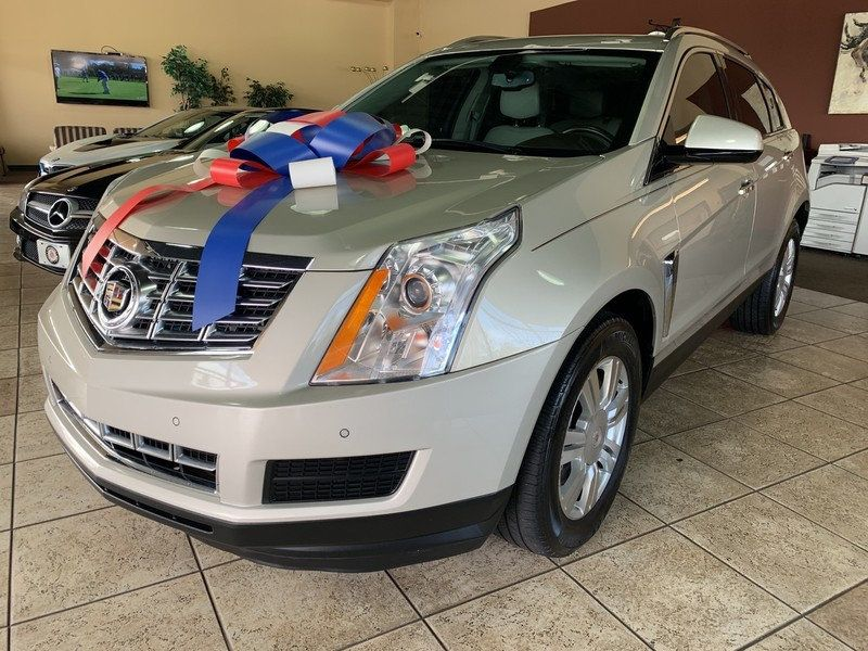 2014 Cadillac SRX AWD 4dr Luxury Collection - 19501305 - 4