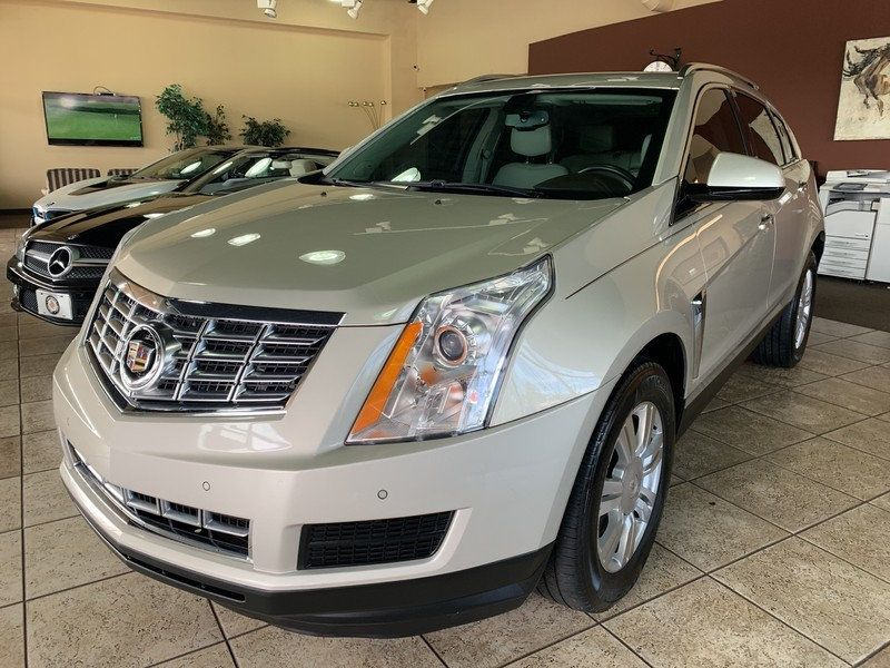 2014 Cadillac SRX AWD 4dr Luxury Collection - 19501305 - 58