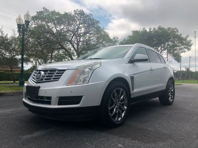 2014 Cadillac SRX AWD 4dr Luxury Collection SUV