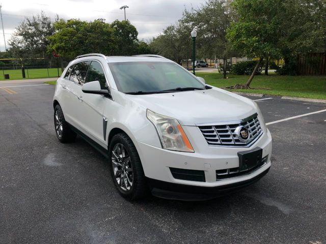 2014 Cadillac SRX AWD 4dr Luxury Collection - Click to see full-size photo viewer