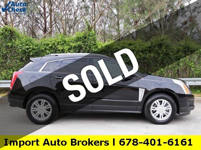 2014 Cadillac SRX AWD 4dr Luxury Collection - 18687933 - 0